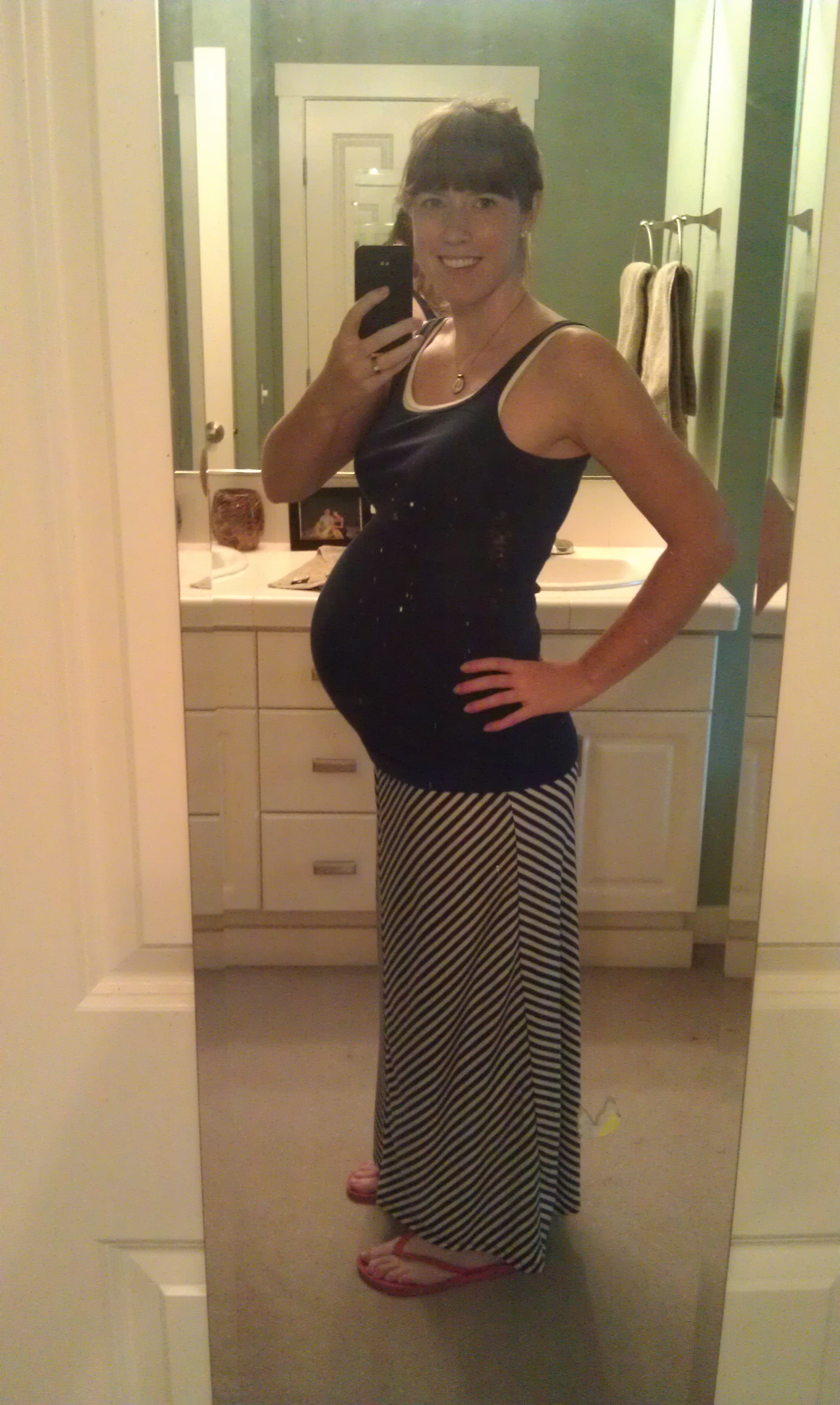 5eac3adcc5d41 The main piece I would recommend as an absolute must-have for any pregnant  woman: Old Navy's maternity tank top. Absolutely perfect: softest, longest,  ...